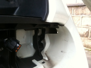 bumper hole