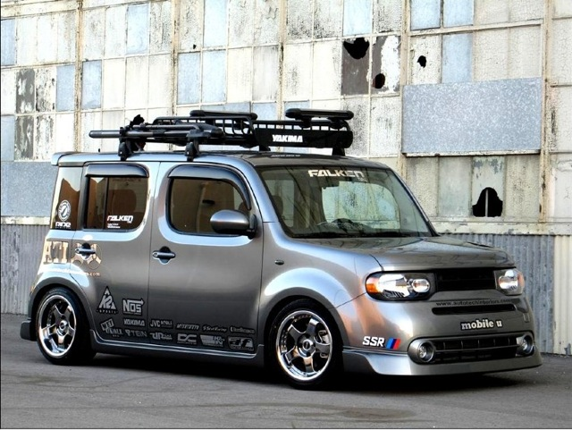 TEIN Basic Coilovers - Nissan Cube 2